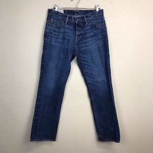 Men's Abercrombie & Fitch Classic Straight Jeans